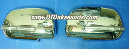 ANF 21-Cover Spion + Lampu Grand New Fortuner