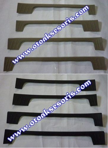 Sill Plate Samping Plastik All New Xenia