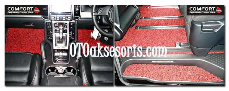 Karpet Comfort All New CRV 2013 Deluxe 1.2 cm