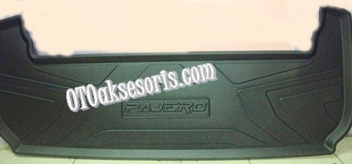 Trunk Tray/Luggage Cargo/Cargo Tray/Karpet Bagasi Belakang All New Pajero Sport 2016