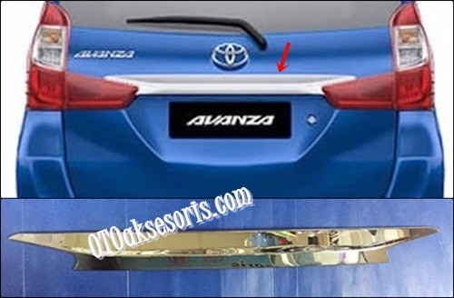 Trunklid Belakang/Rear Trunk lid Great New Xenia (tipe G)
