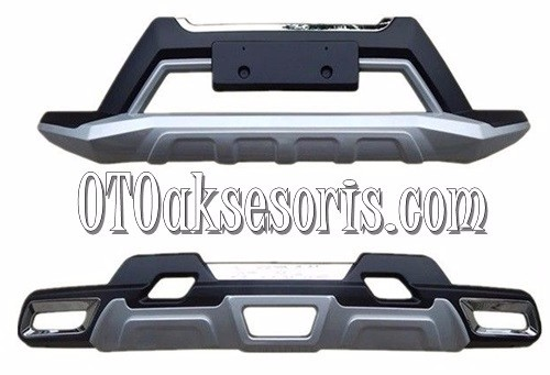 NSX 65-Front + Rear  Bumper All New Nissan X-Trail