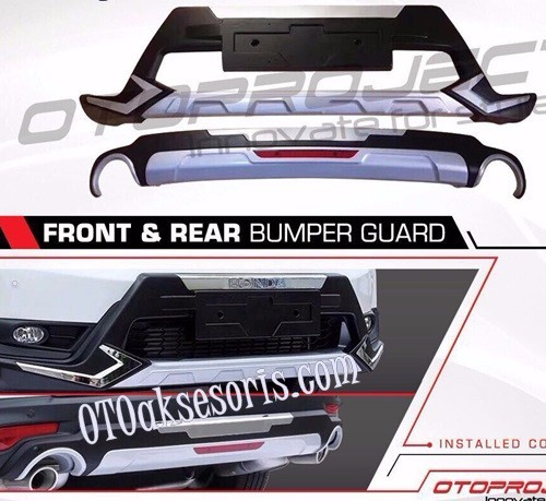 Front n Rear Bumper/Depan + Bumper Premium Honda All New CRV Turbo