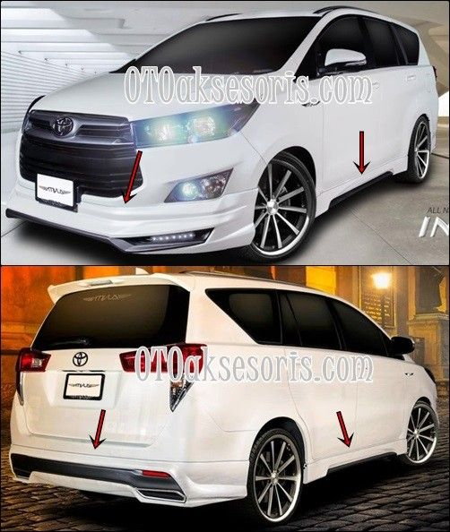 Bodykit All New Innova Reborn Model Attivus