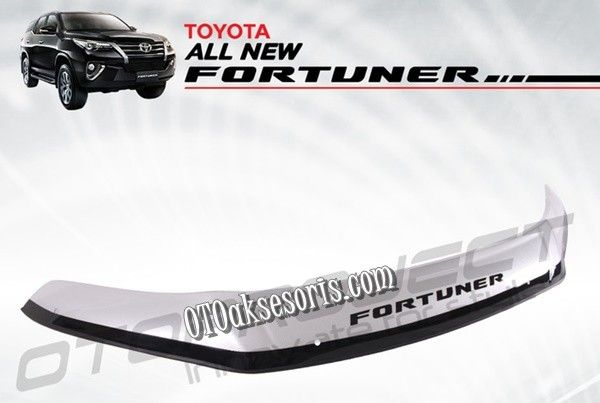 Deflecta Warna Silver All New Grand Fortuner