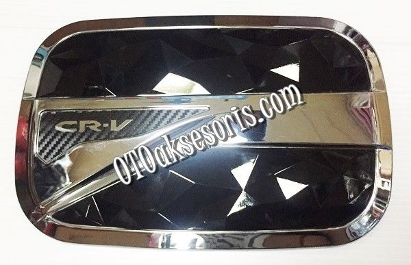 Tank Cover/Tutup Bensin Model Diamond All New CRV Turbo