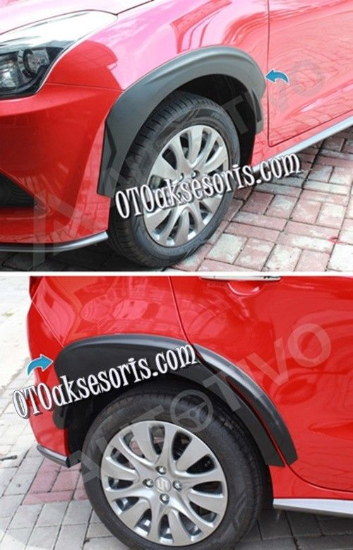 Over Fender/Fender Trime Baleno HATCHBACK