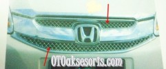 MBO 82-Grille Depan chrome Model Bentley Mobilio