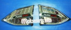 NJP 57-Ring Side Lamp/Side Air Flow All New Pajero 2016