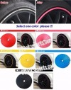 NPJ 61-Stylist Wheel Protector / Pelindung Velg All New Pajero 2016