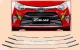 CLA 58-List Grille Bumper Depan/Front Grille Radiator Toyota CALYA