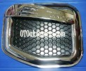 ANR 106-Tank cover/Tutup Bensin Luxury Black Toyota All New Innova Reborn