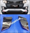 RHS 78-Cover Depan/Front Bumper Cover Chrome Toyota New Rush