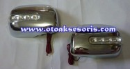 NGX 114-Cover Spion Chrome Great New Xenia model Avanza type G.