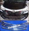 NGX 115-List Grille Depan/Front Grille 4 Pcs Great New Xenia