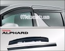 AV 26-Talang Air/Side Visor Toyota ALPHARD (2016 - ON )