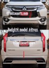 NPJ 70-Bodykit Model Ativus All New Pajero Sport