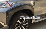 NPJ 71-Over Fender/fender Trime Off Road All New Pajero Sport