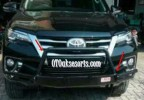 ANG 65-Bumper/Tanduk Depan ARB Full Besi All New Grand Fortuner