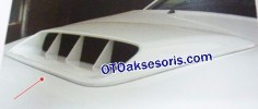 ANG 72-Air Flow/Air Scoop All New Grand Fortuner