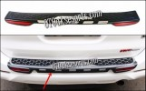 ANG 73-Sill Plate Belakang/Rear Scuff Plate Kombinasi/Door Sill Plate All New Grand Fortuner