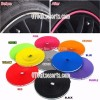 CVT 36-Stylist Wheel Protector / Pelindung Velg Honda CIVIC TURBO