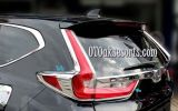 CTR 81-Garnish Belakang Chrome /Stop Tail Lamp All New CRV Turbo