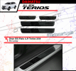 NWT 82-Sill Plate Samping Stainless Hitam All New Terios