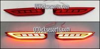 XPR 95-Lampu Refektor Belakang / Rear Bumper Lamp LED XPander Model B