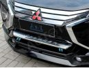 XPR 105-Xpander Cover Bumper Depan Emboss Krom Front Bumper Cover Chrome