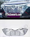 AGZ 98-Grille Full Chrome Model Alphard Grand New Avanza