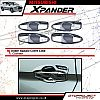 XPR 142-Outher / Handle Mangkok Chrome model Elite Xpander