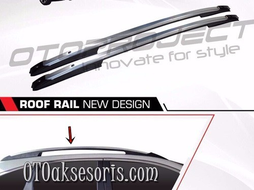 Roof Rail Premiu All New CRV Turbo New Design