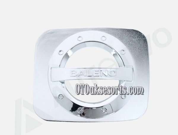 Tank Cover Chrome /Tutup Bensin All New Terios
