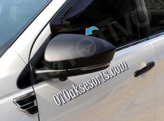 Cover Spion Hitam Doff All New Rush