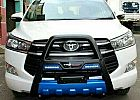 ANH 37-Tanduk Depan All New Hilux Model TRD With DRL