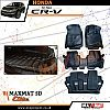 CTR 100-ELITE Karpet / Carpet Mobil 5D Maxmat All New CRV Turbo IMPORT