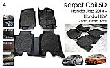 ANJ 76-Karpet / Carpet Mobil 5D Honda All New Jazz
