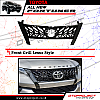 ANG 130-FRONT GRILL ALL NEW FORTUNER 2016 LEXUS STYLE
