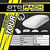 CRO 53-Roof Box Otorack / Tour Style / Roof Box Otorack / Roof Box 400 L / By OTOPROJECT