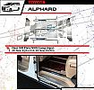 AV 41-Sillplate Samping / Door Sill Plate Stainless With Lamp ALPHARD 8 Pcs - 2018 - ON