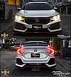 CVT 73-Bodykit civic turbo hatchback type R HB Tithum original Original Thailand Full Set